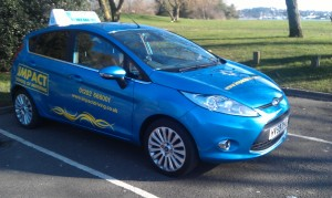 Manual Driving lessons in Hamworthy