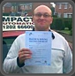 Driving test pass in parkstone